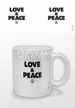 kubek LOVE & PEACE