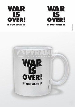 kubek WAR IS OVER! (IF YOU WANT IT)