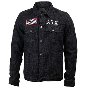 kurtka AVENGED SEVENFOLD - NUMBER 1 DENIM JACKET