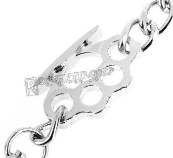 łańcuch do kluczy/portfela KASTET
