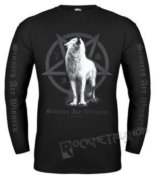 longsleeve AMENOMEN - WHITE WOLF (OMEN048LO)