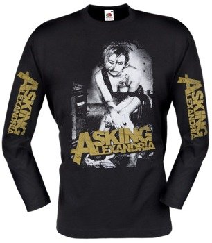 longsleeve ASKING ALEXANDRIA - RECKLESS AND RELENTLESS