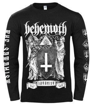 longsleeve BEHEMOTH - THE SATANIST