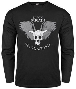 longsleeve BLACK SABBATH - HEAVEN AND HELL