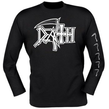 longsleeve DEATH - NEW LOGO