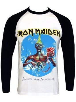 longsleeve IRON MAIDEN - SEVENTH SON