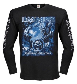 longsleeve IRON MAIDEN - THE FINAL FRONTIER