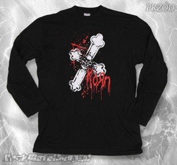 longsleeve KORN - CROSS