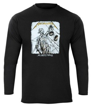 longsleeve METALLICA - ...AND JUSTICE FOR ALL