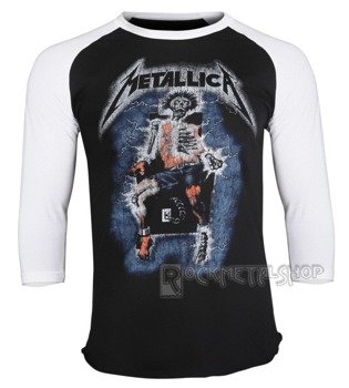 longsleeve METALLICA - ELECTRIC CHAIR