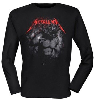 longsleeve METALLICA - JUMP IN THE FIRE