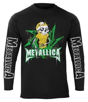 longsleeve METALLICA - ONE khaki