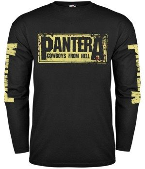 longsleeve PANTERA - COWBOYS FROM HELL