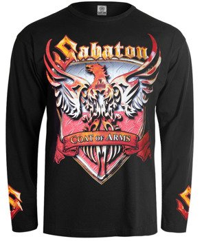 longsleeve SABATON - FIRST TO FIGHT