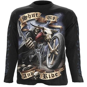 longsleeve SHUT UP AND RIDE