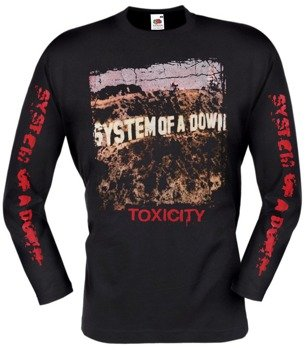 longsleeve SYSTEM OF A DOWN - TOXICITY