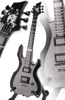 miniaturka gitary DIMMU BORGIR: GALDER LTD F-500 STYLE (MPA183)