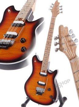 "miniaturka gitary EDDIE VAN HALEN ""WOLFGANG SPECIAL"""