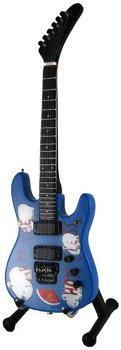 """miniaturka gitary TOM MORELLO - KRAMER """"ARM THE HOMELESS"""