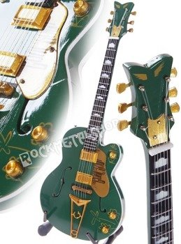 miniaturka gitary U2 - BONO: IRISH GREEN FALCON