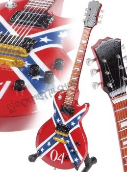 miniaturka gitary ZAKK WYLDE: CONFEDERATE LES PAUL