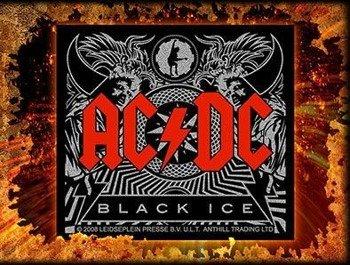 naklejka AC/DC - BLACK ICE