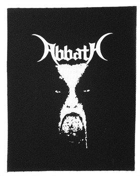 naszywka ABBATH - FACE