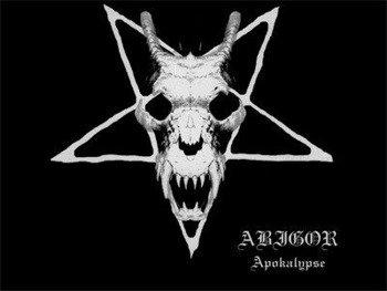 naszywka ABIGOR - APOKALYPSE
