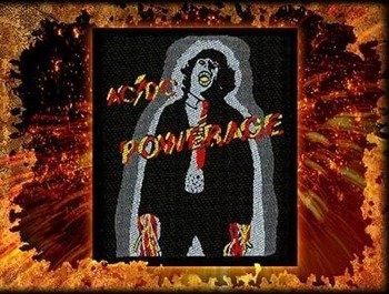 naszywka AC/DC - POWERAGE