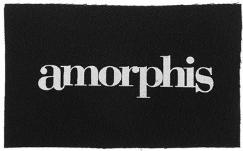 naszywka AMORPHIS - NEW LOGO