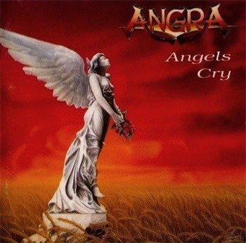 naszywka ANGRA - ANGELS CRY