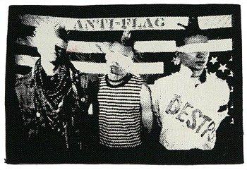 naszywka ANTI FLAG
