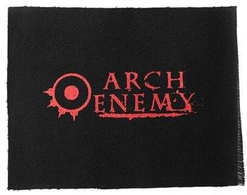 naszywka ARCH ENEMY - LOGO RED