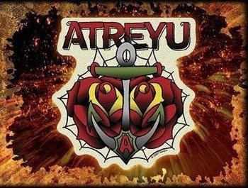 naszywka ATREYU - DROP ANCHOR