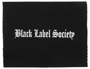 naszywka BLACK LABEL SOCIETY - LOGO 2