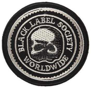 naszywka BLACK LABEL SOCIETY - WORLDWIDE
