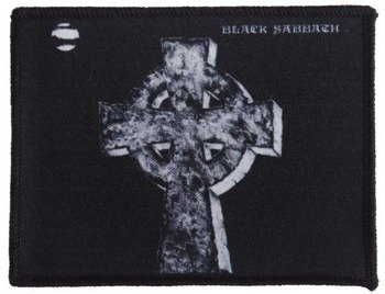 naszywka BLACK SABBATH - HEADLESS CROSS
