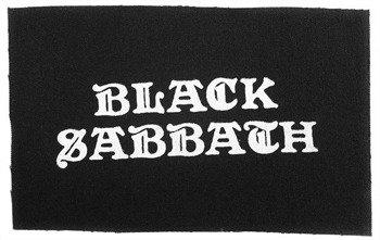naszywka BLACK SABBATH - LOGO