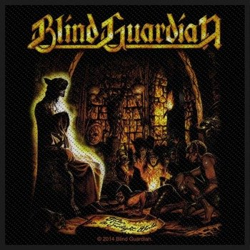 naszywka BLIND GUARDIAN - TALES FROM THE TWILIGHT WORLD