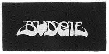 naszywka BUDGIE - LOGO