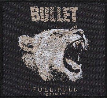 naszywka BULLET - FULL PULL