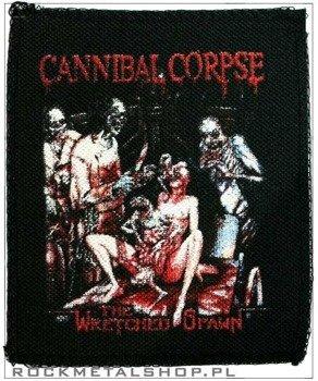 naszywka CANNIBAL CORPSE - WRETCHED SPAWN