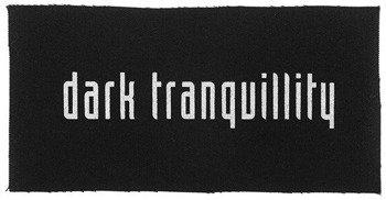 naszywka DARK TRANQUILLITY - LOGO