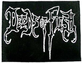 naszywka DEEDS OF FLESH