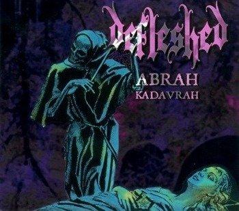 naszywka DEFLESHED - ABRAH KADAVRAH