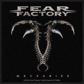 naszywka FEAR FACTORY - MECHANIZE