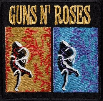 naszywka GUNS N' ROSES - USE YOUR ILLUSION