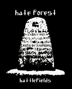 naszywka HATE FOREST - BATTLEFIELDS