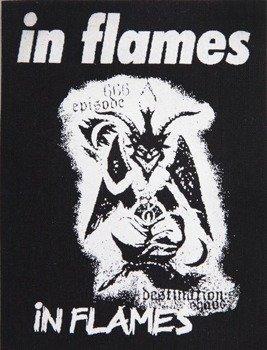 naszywka IN FLAMES - EPISODE 666