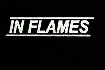 naszywka IN FLAMES - LOGO